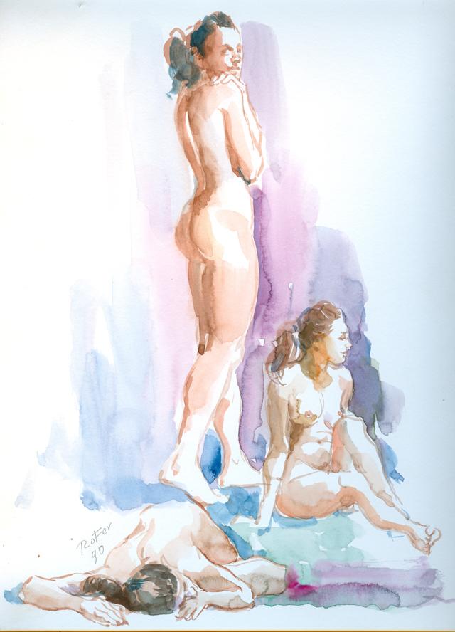 Google Street View - Mujeres Desnudas Top Ten 10